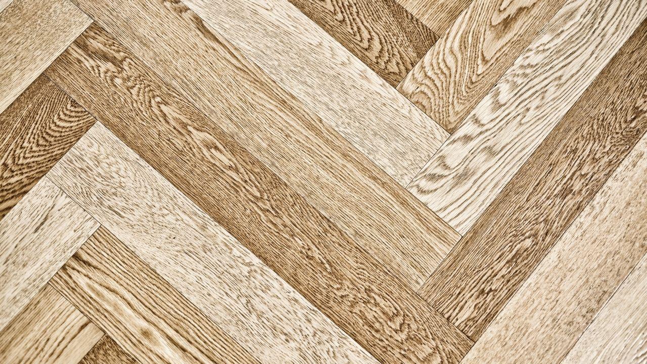 Wood Flooring Herringbone